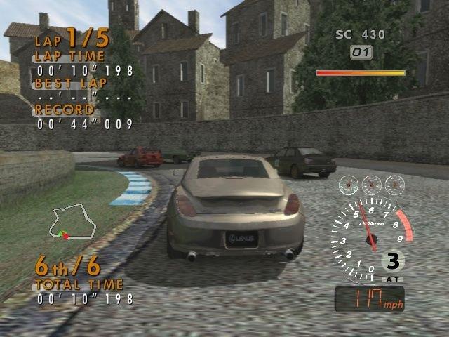 Sega GT 2002 (XBX)  © Sega 2002   4/4