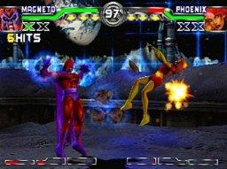 X-Men: Mutant Academy 2 (PS1)  © Activision 2001   1/3