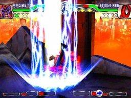 X-Men: Mutant Academy 2 (PS1)  © Activision 2001   2/3