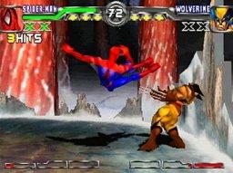 X-Men: Mutant Academy 2 (PS1)  © Activision 2001   3/3