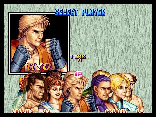 Art Of Fighting 2 (MVS)  © SNK 1994   4/6