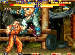 Art Of Fighting 2 (MVS)  © SNK 1994   2/6