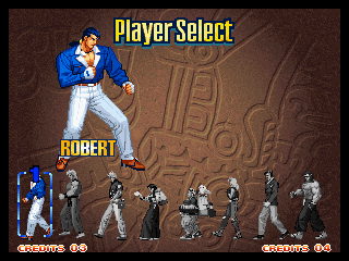 Art Of Fighting 3: Path Of The Warrior (MVS)  © SNK 1996   4/6
