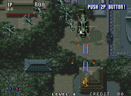 Aero Fighters  2 (MVS)  © SNK 1994   6/8