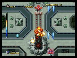 Alpha Mission II (MVS)  © SNK 1991   2/9