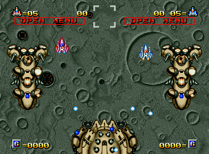 Alpha Mission II (MVS)  © SNK 1991   5/9