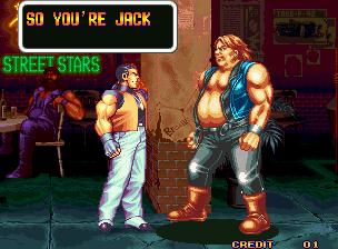 Art Of Fighting (MVS)  © SNK 1992   10/11