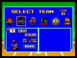 Baseball Stars 2 (MVS)  © SNK 1992   2/3