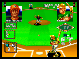 Baseball Stars 2 (MVS)  © SNK 1992   3/3