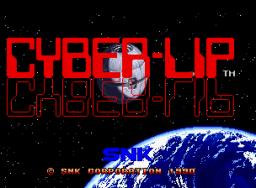Cyber Lip (MVS)  © SNK 1990   1/4