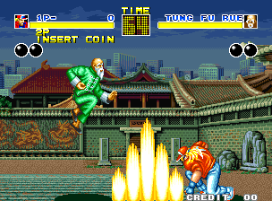 Fatal Fury (MVS)  © SNK 1991   6/6