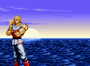 Fatal Fury 2 (MVS)  © SNK 1992   5/6