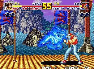 Fatal Fury 2 (MVS)  © SNK 1992   6/6