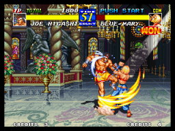Fatal Fury 3: Road To The Final Victory (MVS)  © SNK 1995   3/6