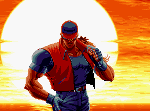 Fatal Fury 3: Road To The Final Victory (MVS)  © SNK 1995   5/6