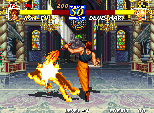 Fatal Fury 3: Road To The Final Victory (MVS)  © SNK 1995   6/6