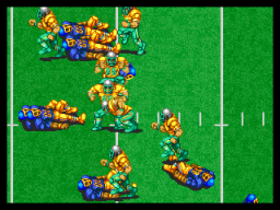 Football Frenzy (1992) (MVS)   © SNK 1992    3/3