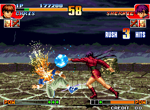The King Of Fighters '97 (MVS)  © SNK 1997   5/5