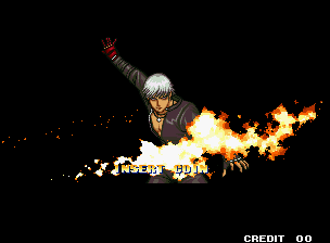 The King Of Fighters '99 (MVS)  © SNK 1999   4/6