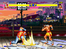 Real Bout Fatal Fury (MVS)   © SNK 1995    3/6
