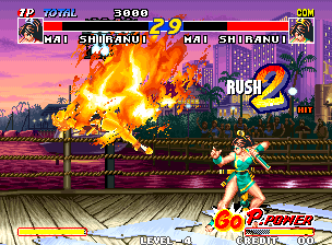 Real Bout Fatal Fury (MVS)   © SNK 1995    6/6
