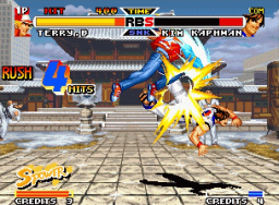 Real Bout Fatal Fury Special (MVS)  © SNK 1996   3/6
