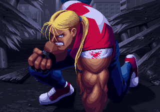 Real Bout Fatal Fury Special (MVS)  © SNK 1996   5/6