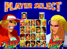 Real Bout Fatal Fury 2 (MVS)  © SNK 1998   2/6
