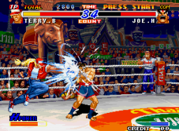 Real Bout Fatal Fury 2 (MVS)  © SNK 1998   3/6