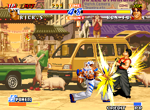 Real Bout Fatal Fury 2 (MVS)  © SNK 1998   6/6