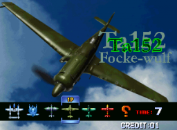 Strikers 1945 Plus (MVS)  © SNK 1999   2/3