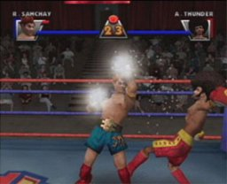 Ready 2 Rumble Boxing  © Midway 1999  (DC)   2/3