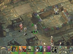 Planescape Torment (PC)  © Interplay 1999   1/7