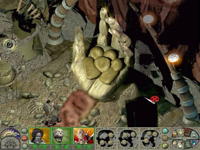 Planescape Torment (PC)  © Interplay 1999   7/7