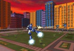 Robotech: Battlecry (PS2)  © TDK 2002   1/5