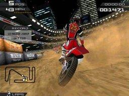 MX Rider (PS2)  © Atari 2001   2/3