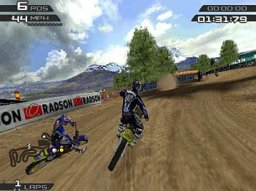 MX Rider (PS2)  © Atari 2001   3/3