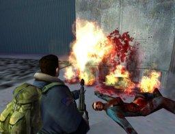 The Thing (XBX)  © VU Games 2002   3/5
