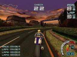 Suzuki Alstare Extreme Racing  © Ubisoft 1999  (DC)   2/4