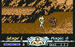 Golden Axe (C64)  © Virgin 1990   3/3