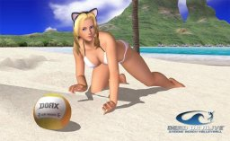 Dead Or Alive Xtreme Beach Volleyball (XBX)  © Tecmo 2003   3/3