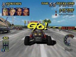 Buggy Heat (DC)  © Sega 1999   2/6