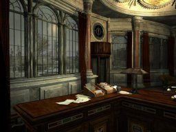 Syberia (PS2)   © VU Games 2003    2/3