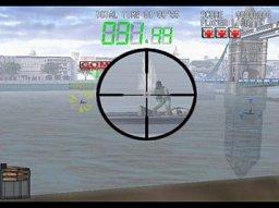 Silent Scope 2: Dark Silhouette (PS2)  © Konami 2001   3/4