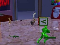 Army Men: Sarge's Heroes 2  © 3DO 2001  (PS2)   1/3