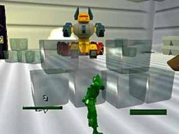 Army Men: Sarge's Heroes 2  © 3DO 2001  (PS2)   2/3