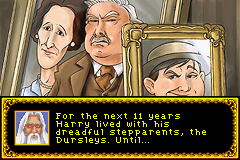 Harry Potter And The Philosopher's Stone (GBA)  © EA 2001   2/6