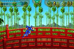 The Revenge Of Shinobi (GBA)  © THQ 2002   3/4