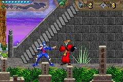 The Revenge Of Shinobi (GBA)  © THQ 2002   4/4