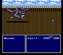 Final Fantasy IV  © Square 1991  (SNES)   3/3